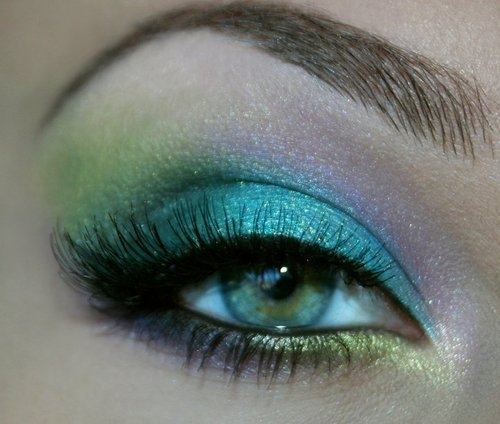 5 - Great Makeup for Eye