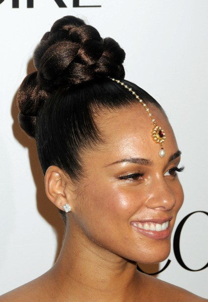 Hairstyles for new years eve party 2011-2012