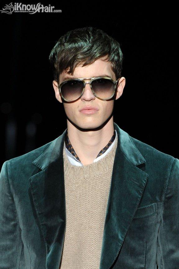 Gucci - Milan Fashion Week Menswear Autumn/Winter 2012