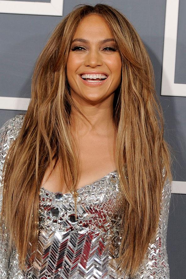 Jennifer Lopez Hair Extensions Tutorials