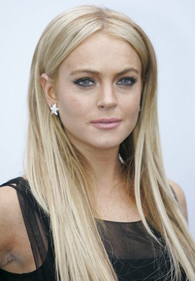 Linday Lohan Hairstyles