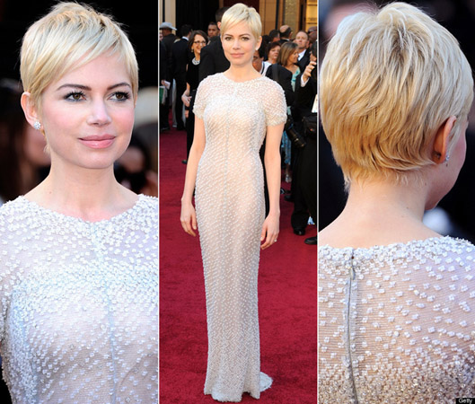 Michelle Williams Hair Michelle Williams Haircut 2012 Hairstyles