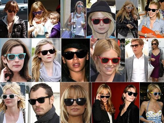 Ray Ban Warfare Sunglasses