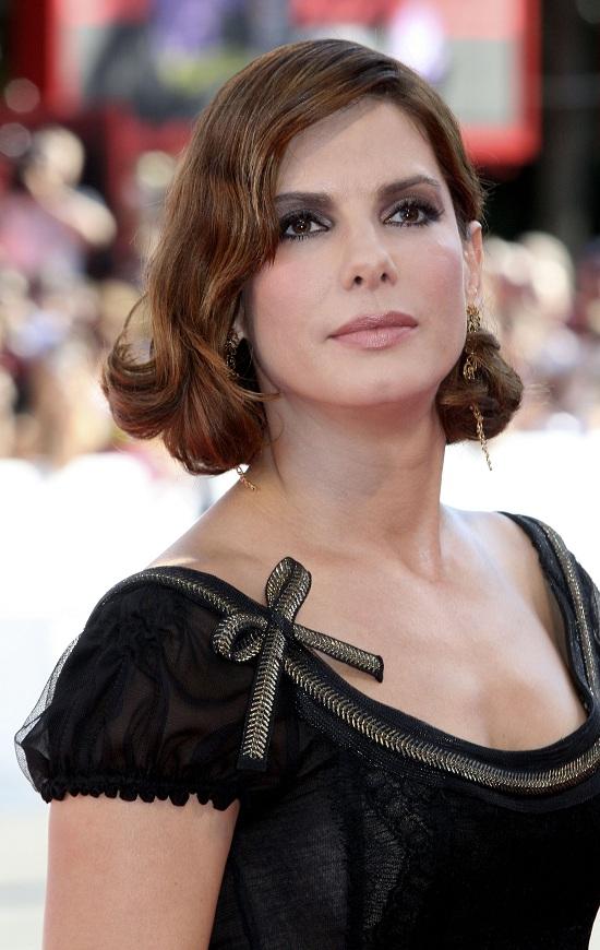 Sandra Bullock Hairstyles | Sandra Bullock Hair 2011