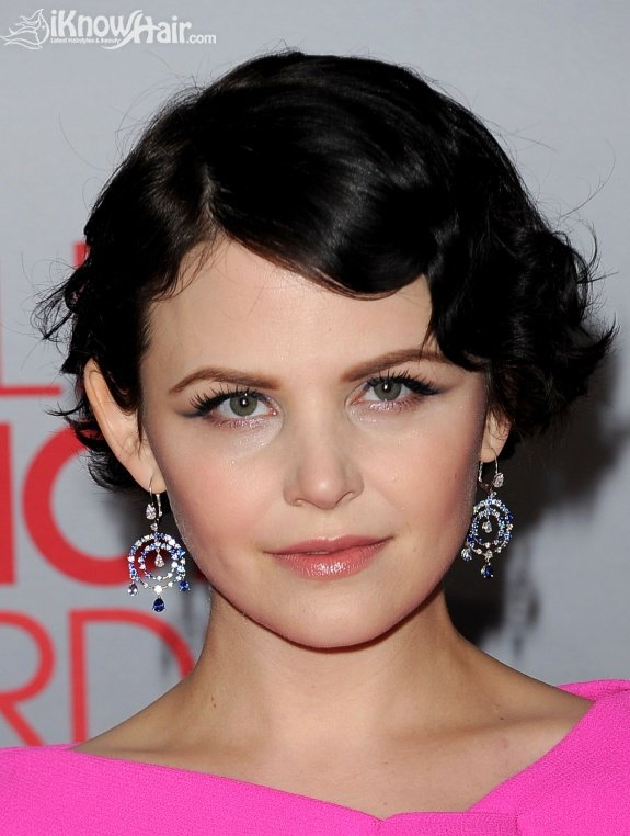 Celebrity Short Hair Styles