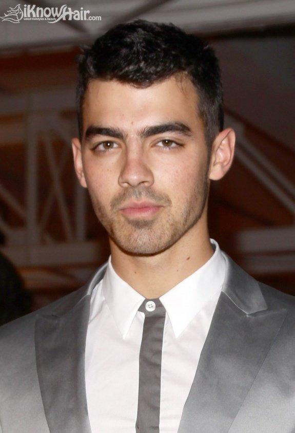 Joe Jonas short hair styles