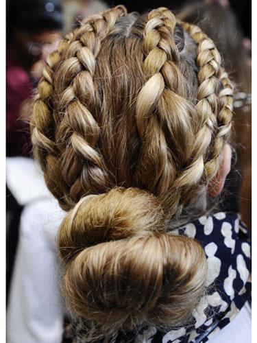 Winter Hairstyles 2012 - Holiday Hairstyles Paula Raia
