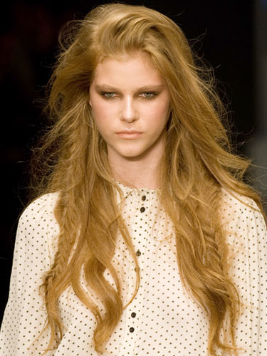 Winter Hairstyles 2012 - Holiday Hairstyles Toni Guy